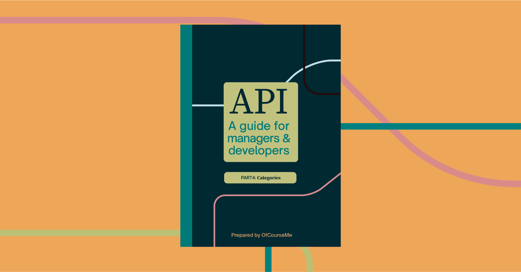 API: a guide for managers & developers part 4 – Categories